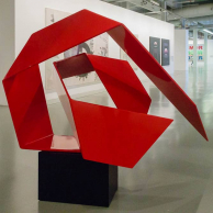 Artists in Their Own Time # 12, Seyhun Topuz, Red V