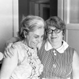 My mother Nevber and Ruth
