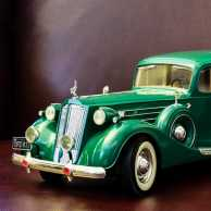 1937 Packard Formal Sedan #01