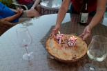My surprise birthday pie!