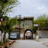 Famous underpass house, Musabali family owned