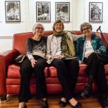 Jan, Dee, Sally - Photo by James Turner