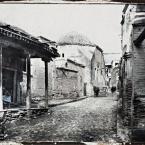 Syrie, Adana, Vieille rue et Médressée