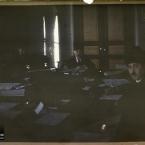 Turquie, Angora, Ministres en Conseil