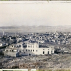 Turquie, Angora, Panorama sur la Ville basse (autre)