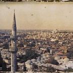 Turquie, Constantinople, Vue générale