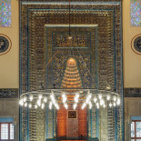 The Green Mosque - Bursa - A Cemal Ekin