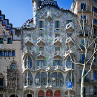 Casa Batlló Day- Antoni Gaudi - Peter Sieger
