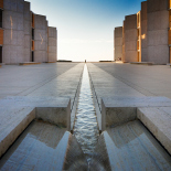 Salk Institute - Louis Kahn - Peter Sieger