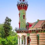 El Capricho - Antoni Gaudi - David Cardelus