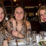 Buket, Eda, Esra, the young generation