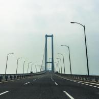 The new Osman Gazi Bridge