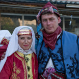 Ayvalik dance group leaders