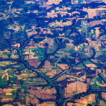 Aerial View is Abstract