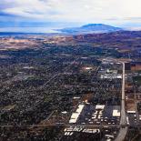 Approaching Salt Lake City