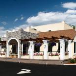 Architecture reflecting Mediterranean sensibilities