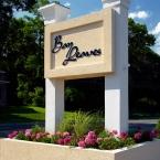 Bay Leaves Road Sign