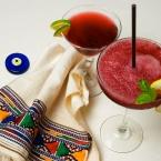 Pomegranate based drinks