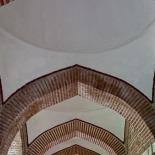 Beautiful masonry archways in Koza Han