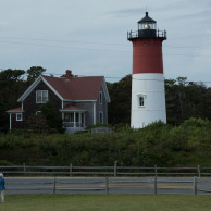 Photographing Nauset Light