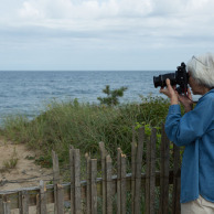 Photographing the Coast Guard Beach