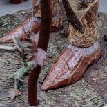 Feet of Manscape, A. C. Ekin