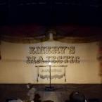 Trinity Stage (note the ASBESTOS curtain image)