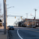 Allen's Avenue - Looking South