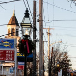 Pawtuxet Village - Broad St. Looking North
