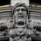The namesake figure Turk's Head