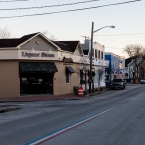 Pawtuxet Village - Broad St. Looking South