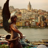 Istanbul Beneath My Wings