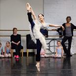 Jennifer Ricci (Princess Florine) in her Act III variation
