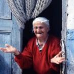 Woman, Ayvalik c 1995