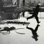 Henri Cartier Bresson - Behind Gar Saint Lazarre