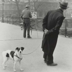 Robert Doisneau - Dog and Owner