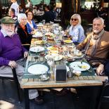 Cemal, Jan, Samime, Isin, Mehmet, Suleyman