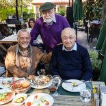 Mehmet, Cemal, Suleyman