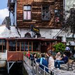 Kuzguncuk, Ismet Baba Restaurant