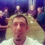 Cem, Aytac, Jan, Cemal, Haluk, the photographer
