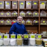 The spice shop owner, a bit spicy?