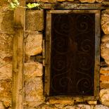 Stone and ironwork