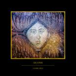 Newly unveiled Six-Winged Seraphim Angel Mosaic (Photo by Erdinc Gokce)