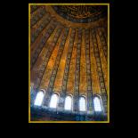 Main dome, dome ribs, windows
