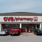 CVS where we get our medicine and other odds and ends