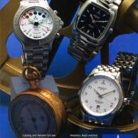 Atlantic ad as appeared in International Wristwatch Magazine
