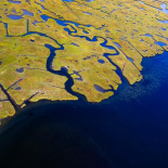 Newport - Westport From Air 2018 Marshes - 04