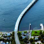 Newport - Westport From Air 2018 Human Touch - 08