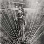 Leonard Freed - Open Fire Hydrant on a Hot Summers Day