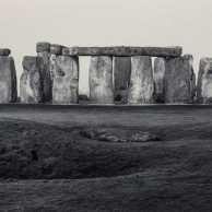 Paul Caponigro - Stonehenge